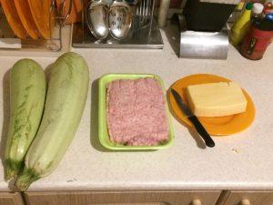 Подготовить все продукты