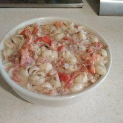 салат мраморный